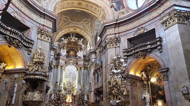 St. Peter Kilisesi - Viyana