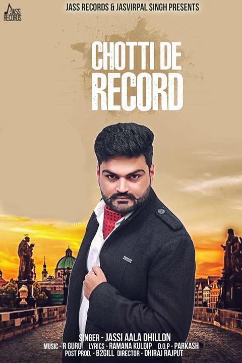 Chotti De Record