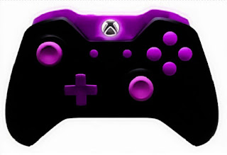 modded controllers xbox one mod controllers xbox one purple out