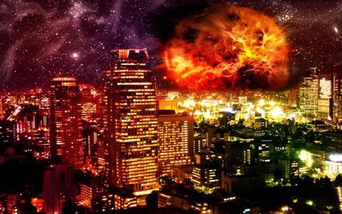 Planet Nibiru Penyebab Kiamat Terbesar di Bumi