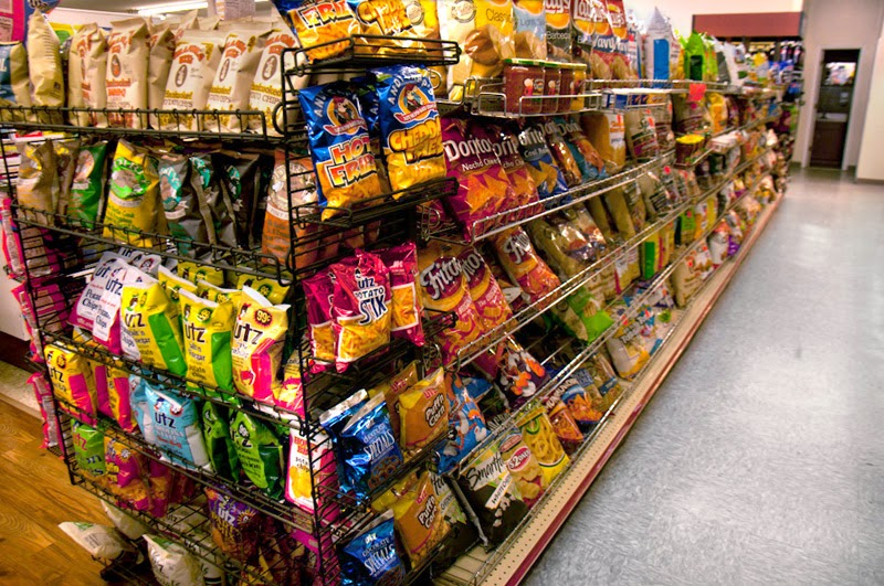 different types convenience items marketing shopping several many