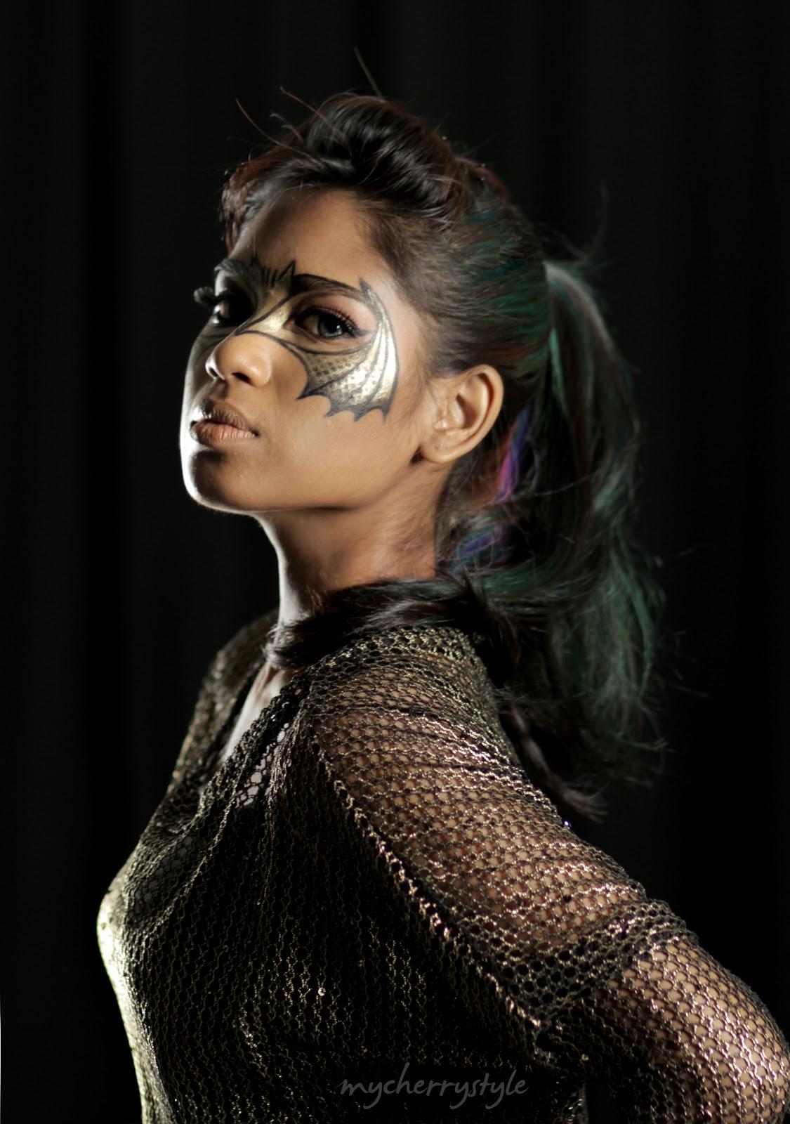 """Creative Makeup: """"Bat Your Eyes"""" Tutorial"""