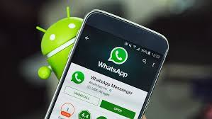 How to send android apps on whatsapp