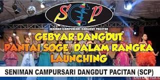 Gebyar Dangdut Pantai Soge Dalam Rangka Launching SCP