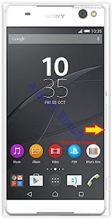 Hard Reset Android Sony Xperia C5 Ultra Dual