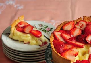 Kuchen de Frutas