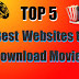 Top Websites For Downloading Seasonal and Full Movies