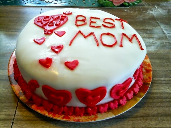 mothers day cakes for google plus