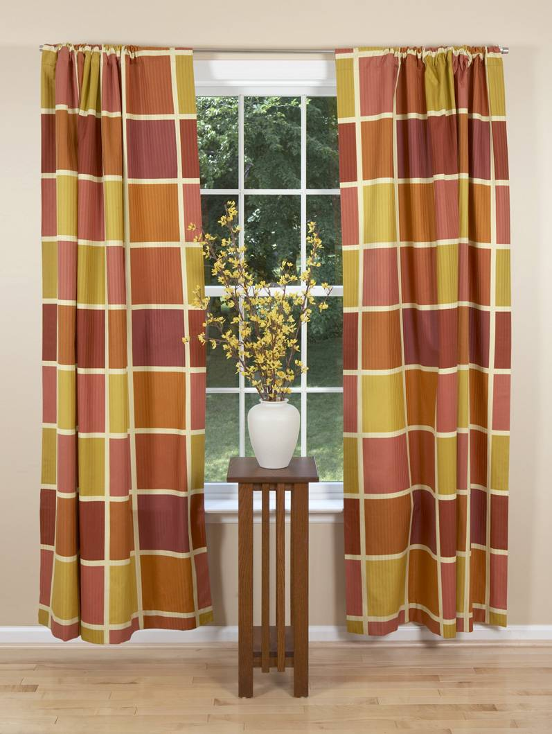 New home designs latest.: Modern colourful curtain designs ...