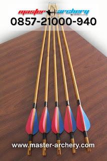 Harga Anak Panah (Arrow) Fiber Import Murah  - 0857 2100 0940 (Fitra)