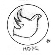 Hope Icon Drawing