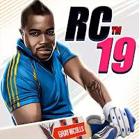 Real Cricket™ 19 (Mod Apk Money/Unlocked)