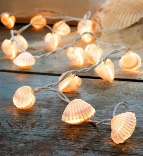 Beach & Nautical String Lights to Set a Coastal Mood - Completely Coastal