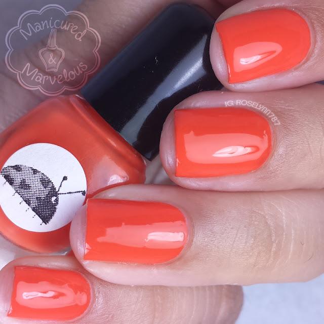 Ladybug Lacquer - Sunset Popsicles