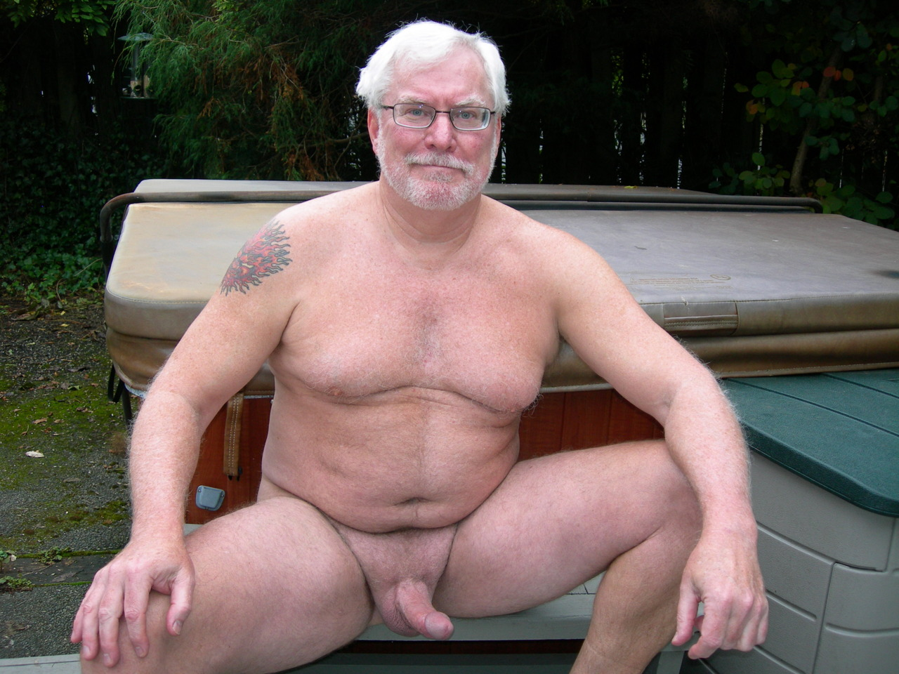 Grandpa naked black old men gay xxx when a 5