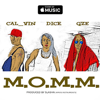 [feature]Dice - M.O.M.M (Feat. Cal_Vin & GZE) (Prod. by Slasha)