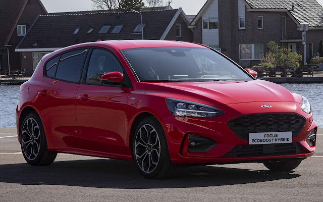 Novo Focus 2020 Híbrido Plug-In