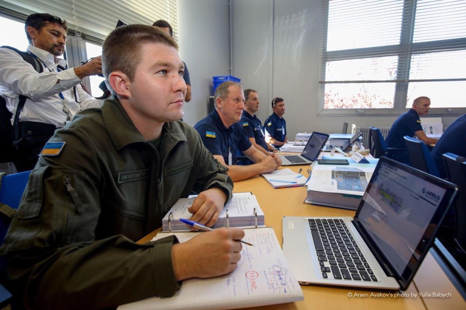 Центр підготовки Airbus вже навчає українських пілотів