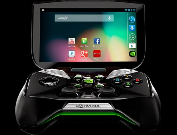 Tablet Games Android Tercepat Nvidia Shield Tablet
