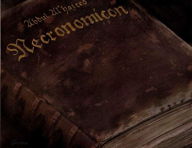 Νεκρονομικόν: Η ιστορία και ο μύθος του διαβόητου βιβλίου του σκότους
