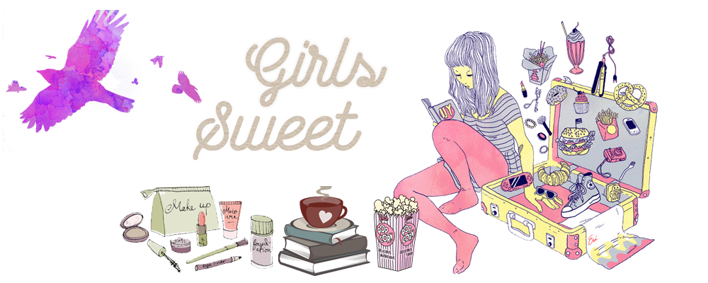 Girls Sweet | ♥-♥