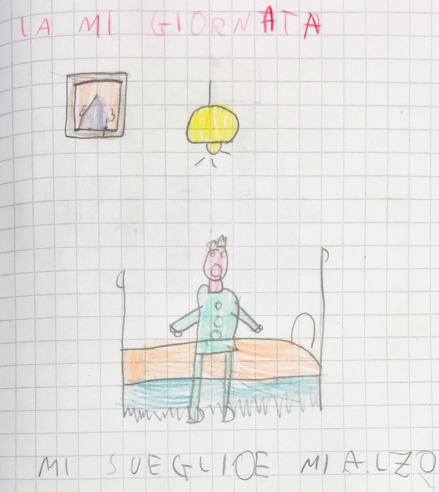 La Classe Della Maestra Monica Storia