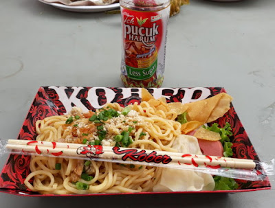 festival kuliner terbesar di malang mie kober setan