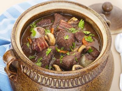Lamb And Sausage Tagine Recipe