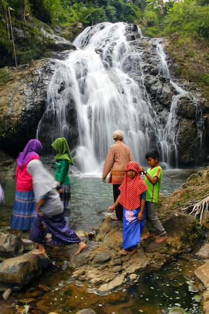 Keindahan Wisata Curug Gandu Kebonharjo, Samigaluh, Kulon Progo