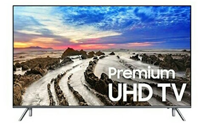 "75"" Samsung Smart TV - UN75MU8000 4K HD Television"