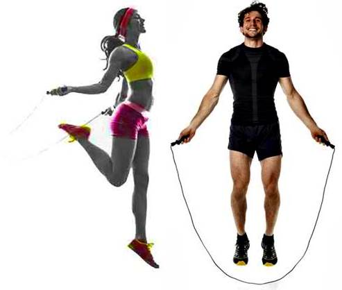 Benefits of jumping rope exercise and how to train