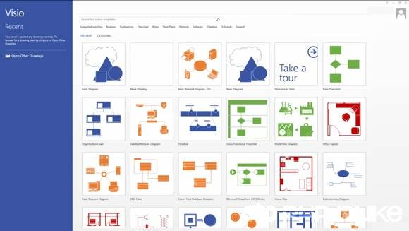 Microsoft Visio 2013 Viewer Free Download