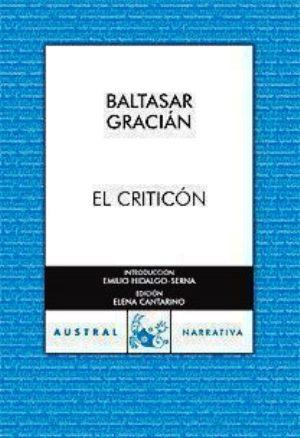 El Criticon – Baltasar Gracian