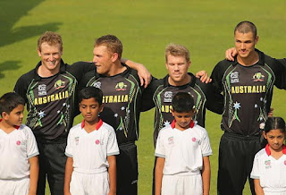 Ind vs Aus match prayer photo