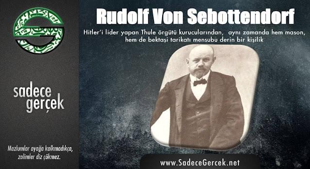 Rudolf Von Sebottendorf