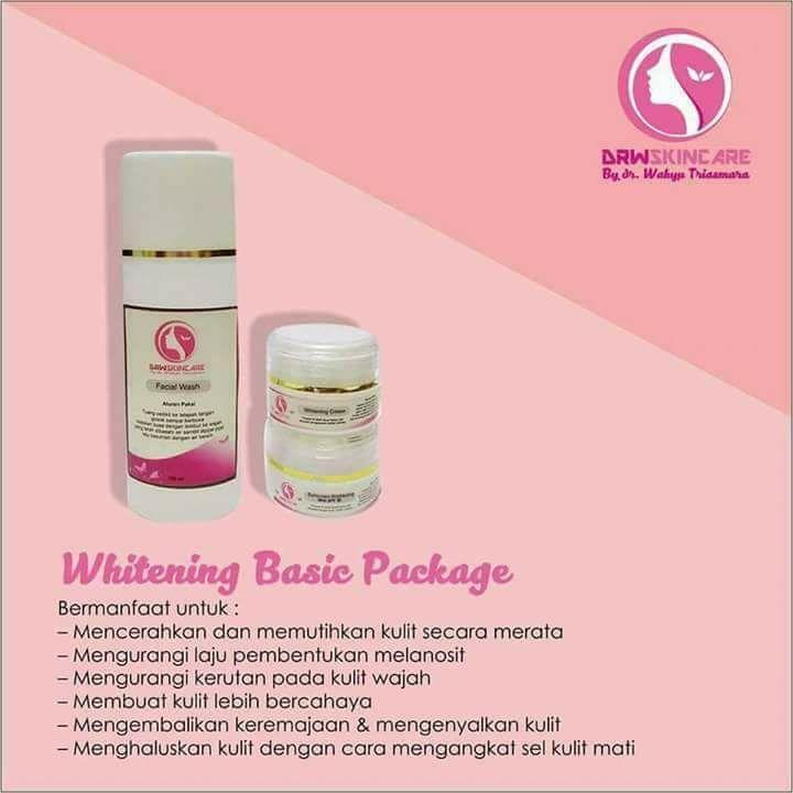Jual Terlaris Paket Jerawat Drw Skincare Cara: Agen Drw SkinCare Bandung