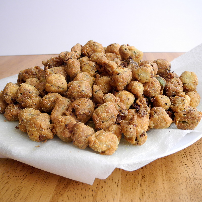From Calculu∫ To Cupcake∫: Southern Fried Okra