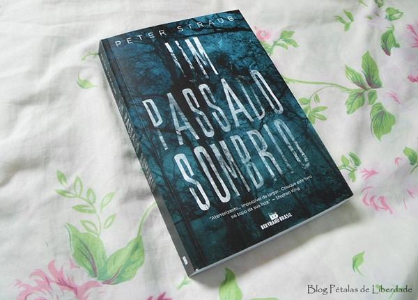 Resenha, livro, Um-passado-sombrio, Peter Straub, Bertrand-Brasil