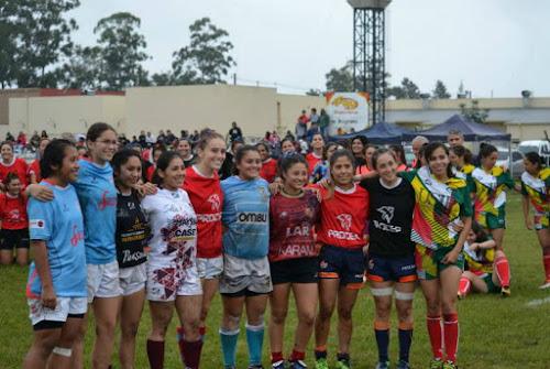 Tucumán 7´s femenino festejó en Aguilares