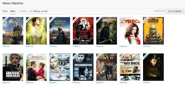 Amazon Prime Abo - Amazon Prime - Vod Vergleich - Amazon Prime vs. Netflix - Streaming Anbieter - Amazon Prime lohnenswert