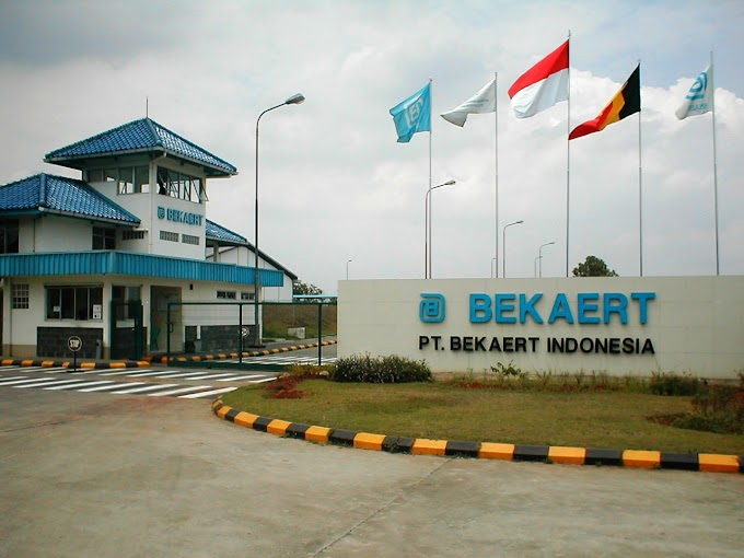 Informasi Loker S1 Fresh Graduate PT Bekaert Indonesia Ciampel - Karawang