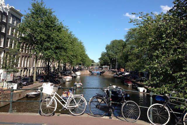 Canal District Amsterdam