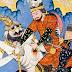 El heroe solar desde Rustam hasta Hazrat ´Alî