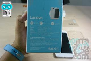 Lenovo Vibe S1 - belakang kotak
