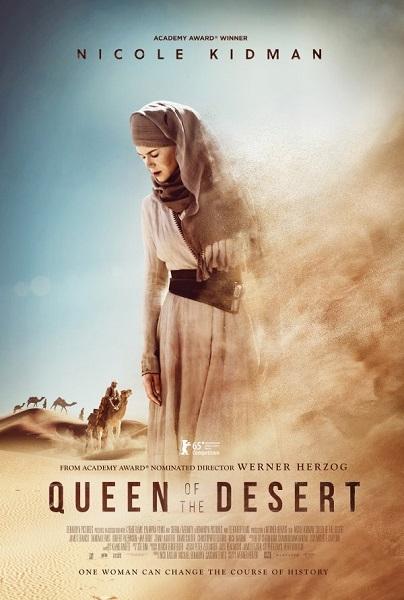 Film Queen of the Desert 2017 Bioskop