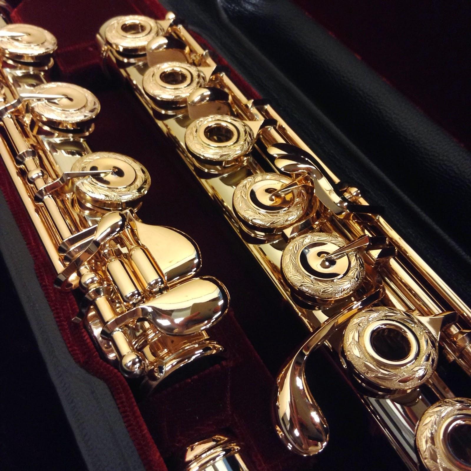 Flute Builder : Building the White Gold Flute - Part 8