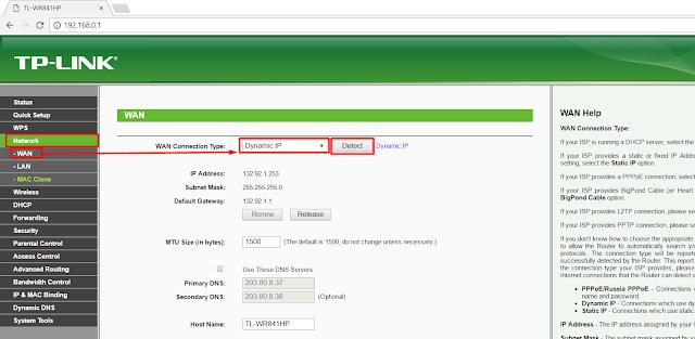 setting ip menjadi dynamic IT-borneo.id