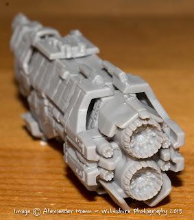 Mann's Model Moments: Halo Ships Build