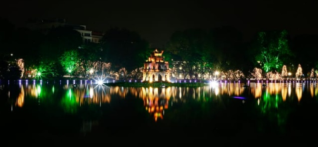 hanoi points of interest