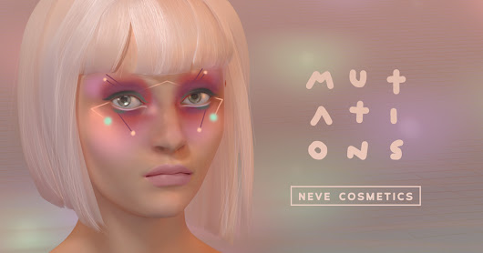Mutations Collection - Neve Cosmetics